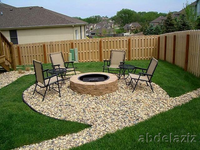 Cheap Landscaping Ideas For Backyard In Small House