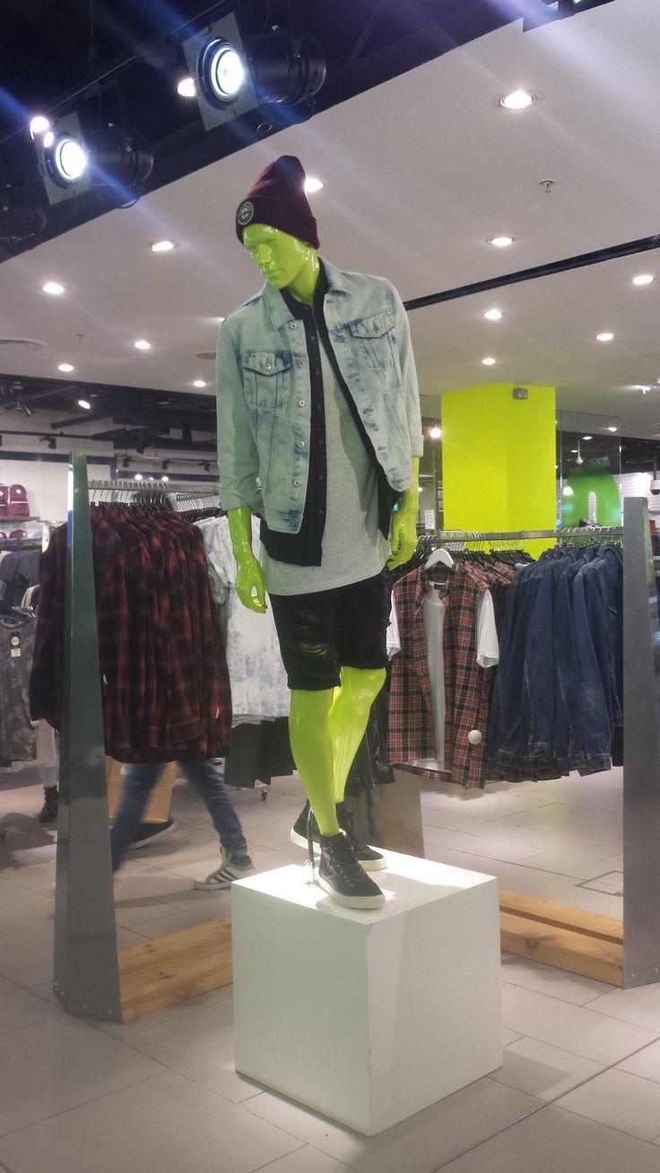 Topman Visual Merchandising Mens Fashion Visual