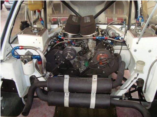 Metro 6R4 Engine Bay What, No Turbos  Products I -4273