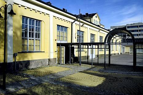 Kulttuuritehdas Korjaamo, Helsinki, Finland
