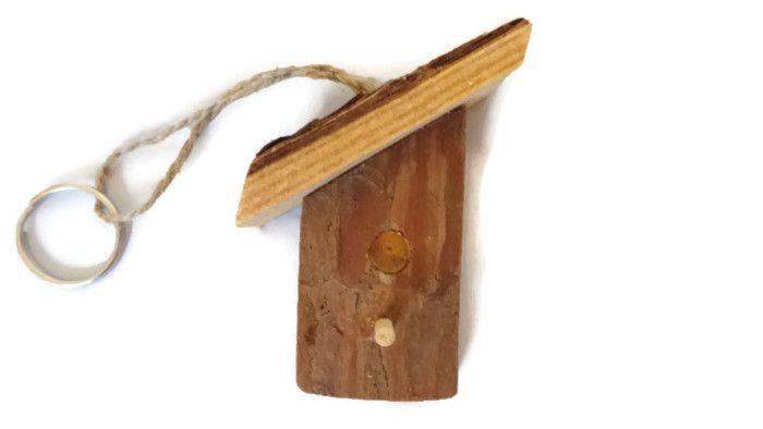 Bird House Key Ring £4.50