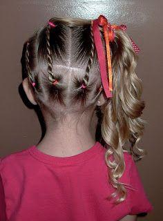 Die 26 besten Bilder zu Back to school hairstyles auf Pinterest