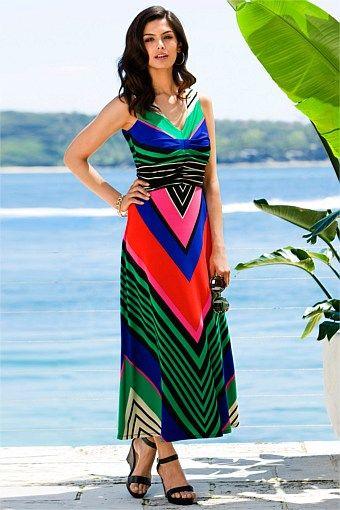 Dresses - Capture Maxi Dress