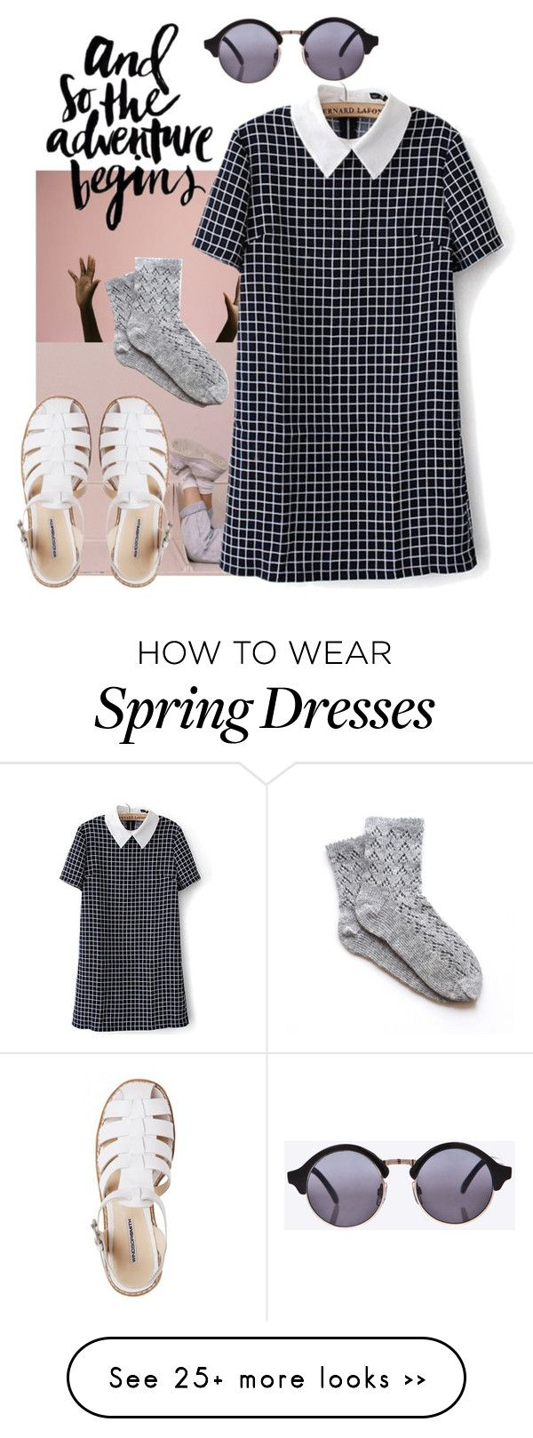 """spring"" by monikaps on Polyvore featuring Polly"