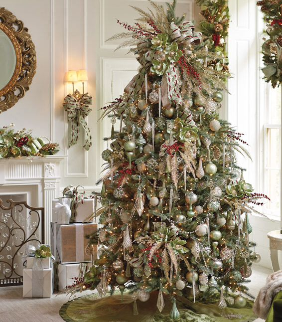 1095 best Christmas Trees/Ornaments/Wreaths images on ...