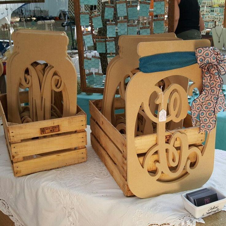 Mason Jars for sale at Paulding Meadows Festival last weekend!