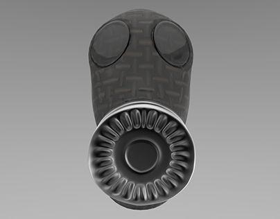 "Check out new work on my @Behance portfolio: ""MASCARA DE GAS"" http://be.net/gallery/37655353/MASCARA-DE-GAS"