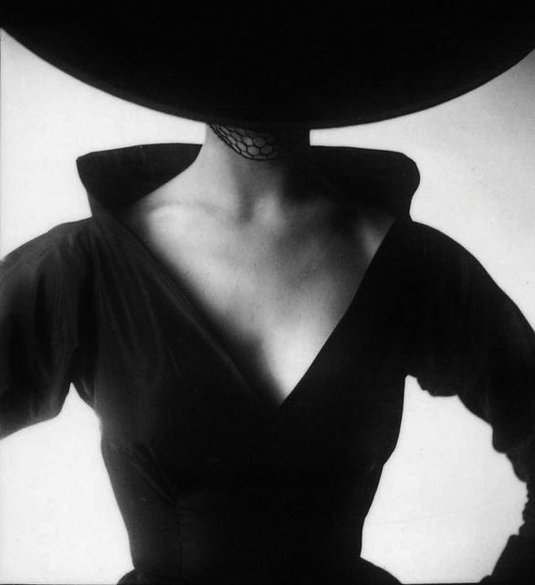 Jean Patchett by Irving Penn Vogue 1949