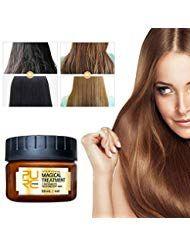 PURC Magical Keratin Haarbehandlungsmaske 60ML mit 2Towels 5 Sekunden Haarwurzel…