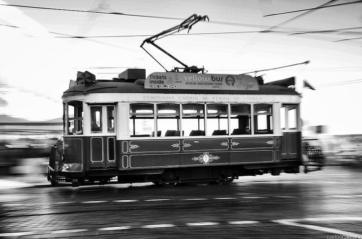 Lisbon Touring Tram