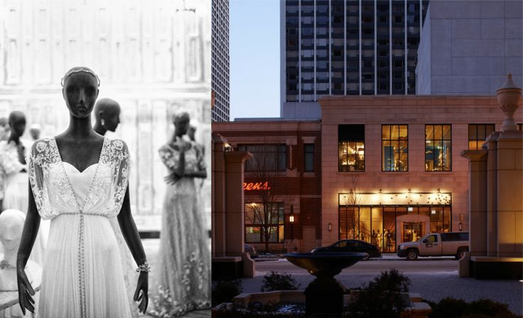 MOM! BHLDN has a shop in Chicago! Maybe instead of you flying here, I could fly home and we could check it out?