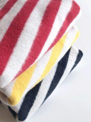 Stripe Round T-Shirt
