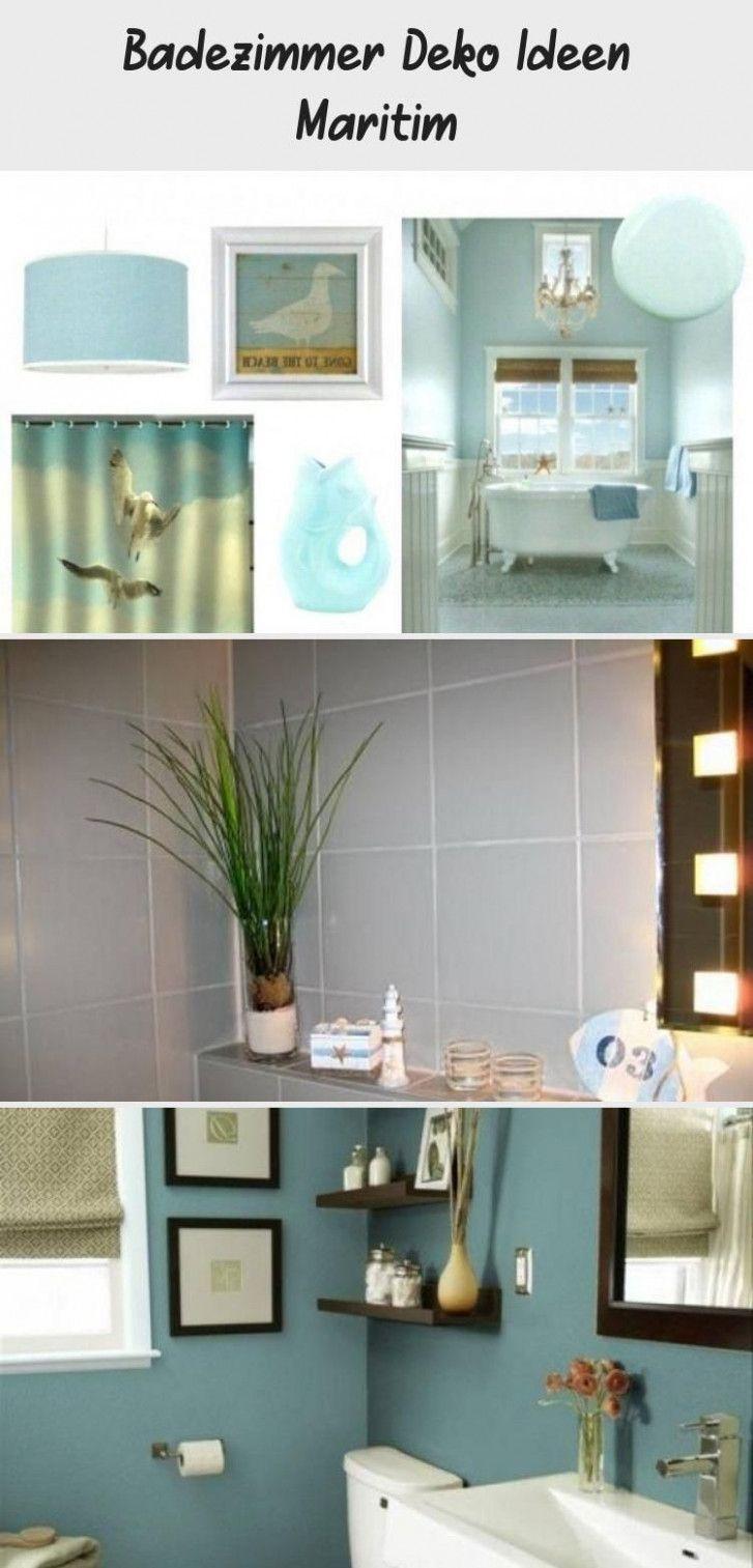 12 Maritime Deko Für Das Maßnahmen in 12  Badezimmer deko, Deko