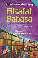 FILSAFAT BAHASA (PHILOSOPHY OF LANGUAGE) ASEP
