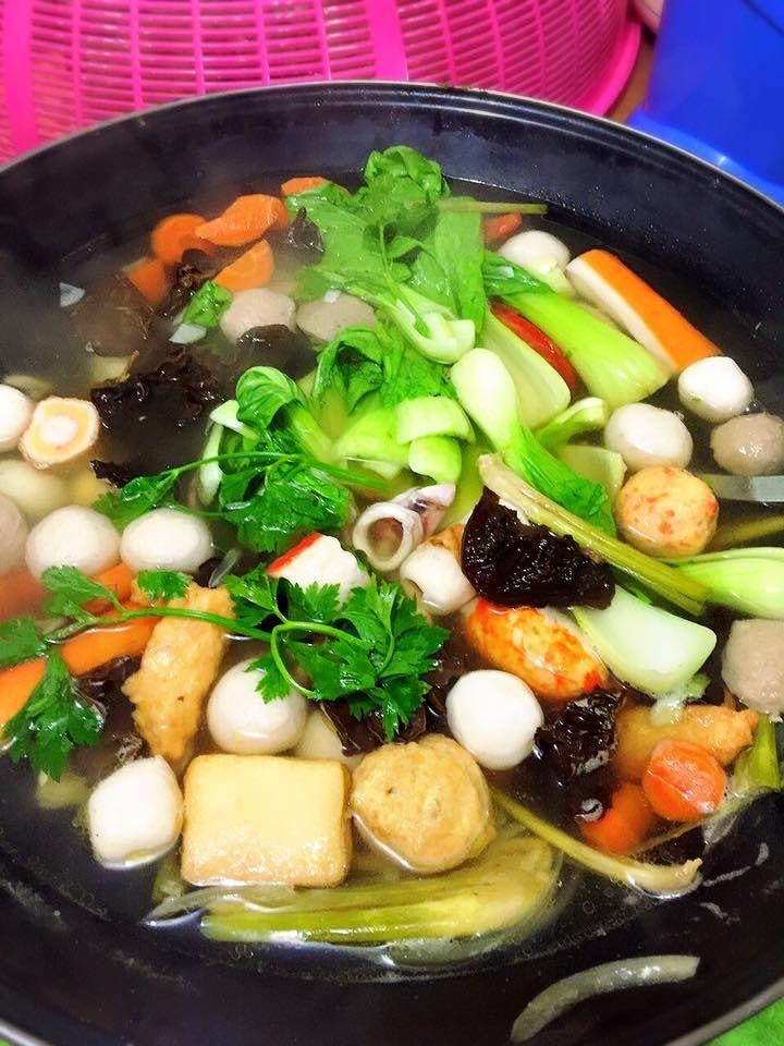 Steamboat Yakiniku By Sanny Tan Langsungenak Com Resep Resep Masakan Korea Masakan Thailand Resep Masakan