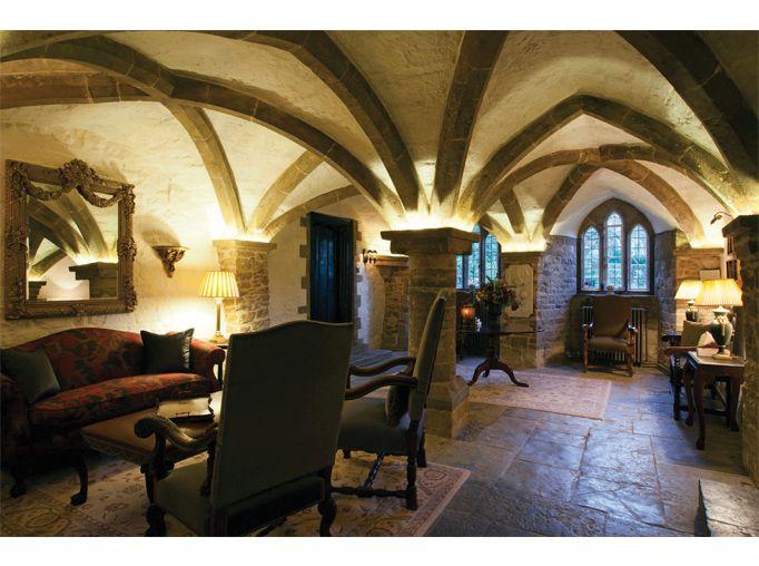 Oxfordshire Manor House Location England Interior Designer Janine Stone