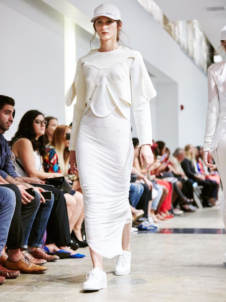 #Press #fashionbynorway #fashionshow #NYFW #Beate Godager Photo credit:  Calle Huth / Studio Illegal