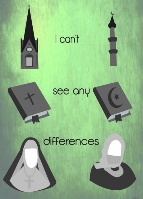 :) I can't see any differences