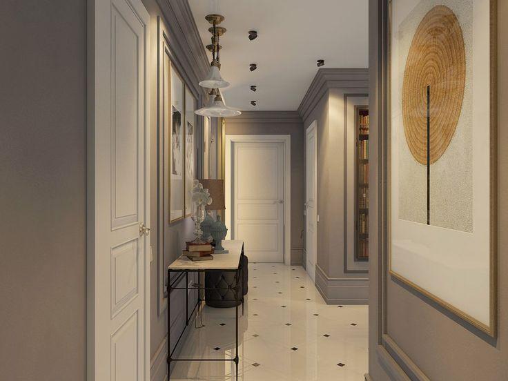Проект недели: 145 квадратных метров в Санкт-Петербурге