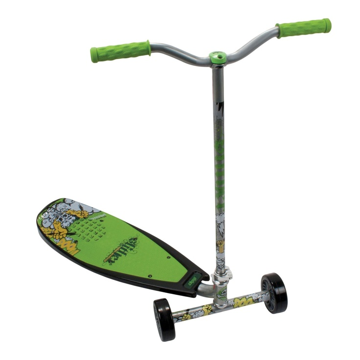 slither pulse scooters longboards kick scooter pinterest products green and scooters. Black Bedroom Furniture Sets. Home Design Ideas