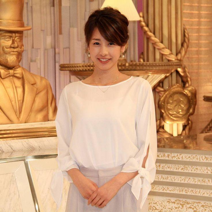 . #加藤綾子 #カトパン #アナウンサー #女子アナ #announcer