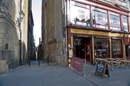 edinburgh closes - Google Search