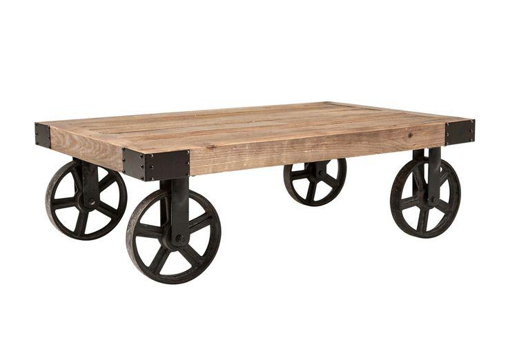 Buffalo sohvapöydtä 110x72x35 cm
