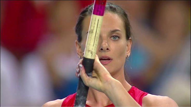 Moscow 2013 - Pole Vault Women - Final - Gold