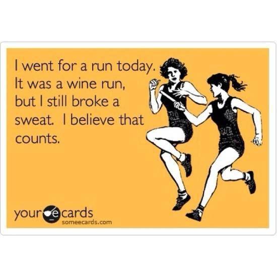 Cintas run ;)