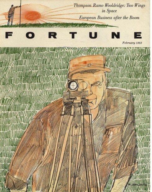 Fortune, Paul Hogarth