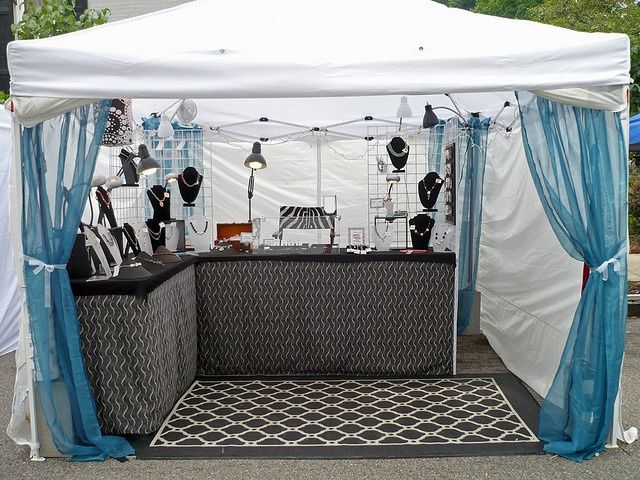 7 Outdoor Craft Fair Booth Ideas You've Never Thought Of - Creative Income