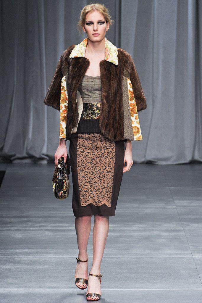 Antonio Marras Fall 2012 Ready-to-Wear Collection Photos - Vogue