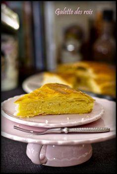 galette légère à la crème d'amandes sans beurre