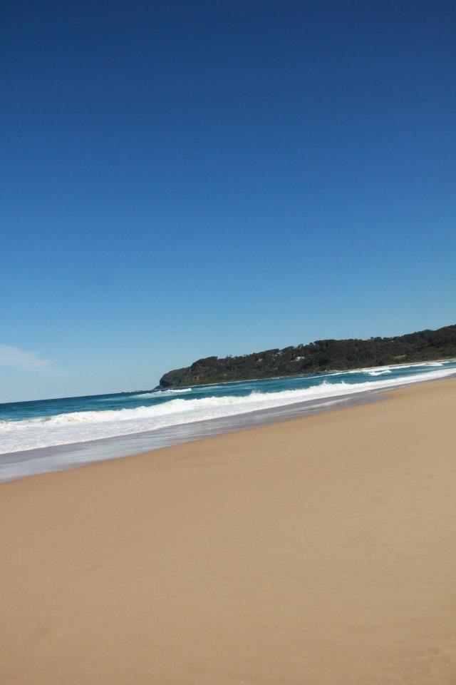 Dudley Beach, Newcastle NSW