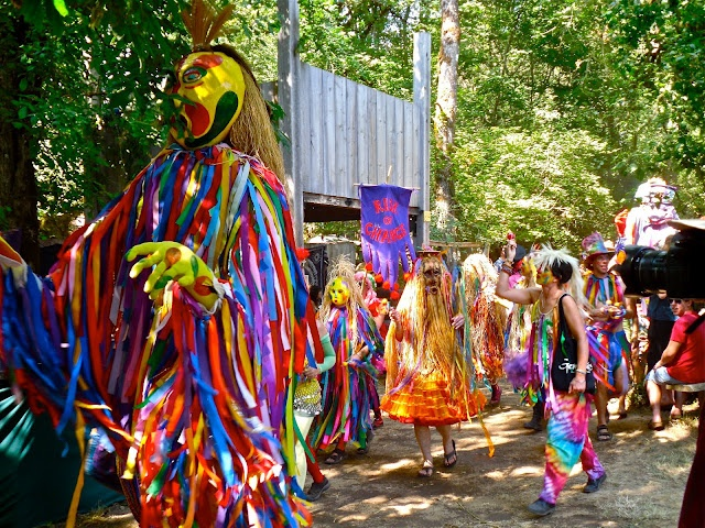 Oregon Country Fair - want to go this summer for my first time!
