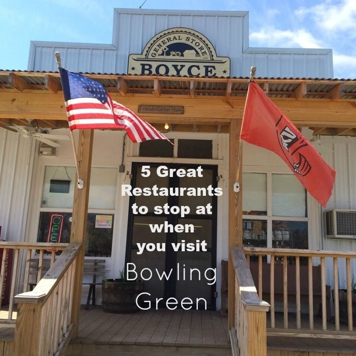 One of our favorite parts of visiting an area that we've never been to before is the local food. I'm sharing 5 restaurants in the area near Bowling Green, Kentucky that each have their own distinct charm and great food. 1. Boyce General Store located at 10551 Woodburn Allen Springs Road, Alvaton, KY Stop in …