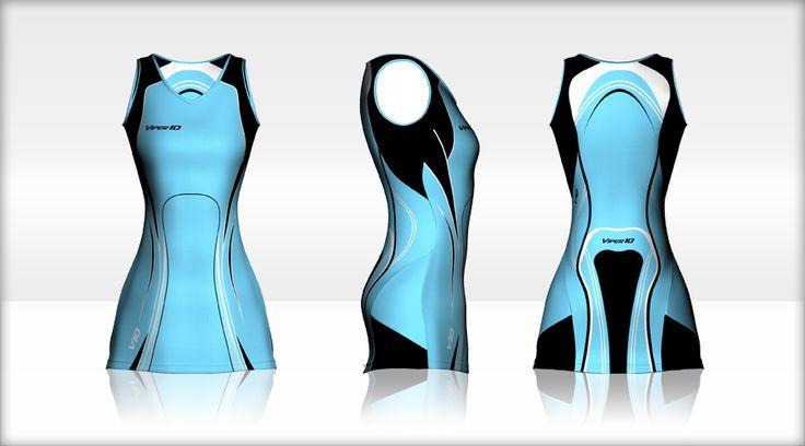 Netball Kits | Netball Dresses | Netball Kit Designer | Bespoke Netball Kits