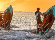 2017 Sea-Doo range with Spark TRIXX