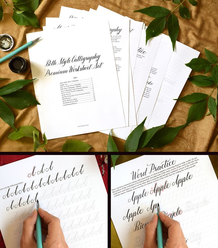 Printable Worksheets printable calligraphy worksheets : 373 best The Postman's Knock Blog images on Pinterest | Postman's ...
