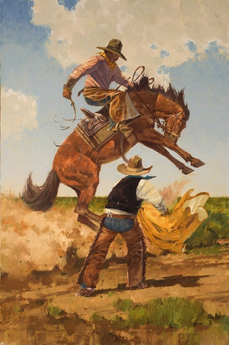 Kim Mackey Quot Going To School Quot In 2019 Cowboy Art Cowboy