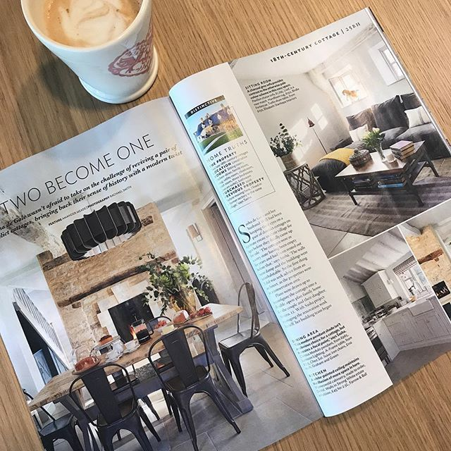 We love to see our lights in print so were thrilled to feature in this months 25 Beautiful Homes ..... a lovely article about a fabulous restoration project we worked on last year with a great team of people - thanks to @lunarbug72 and @hestercresswell  #lightingdesignproject #lumisonlighting #brightideas