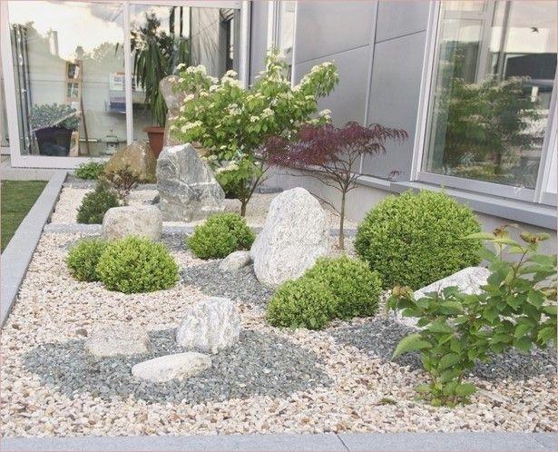 47++ Gartengestaltung mit steinen und kies bilder Trends