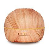 Review for Hysure Wooden Cool Mist Humidifier Small Personal Humidifiers Ultrasonic Aromath... - Catherine HALLETT  - Blog Booster