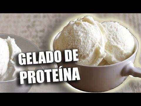 Gelado de Proteína / Protein Fluff - YouTube