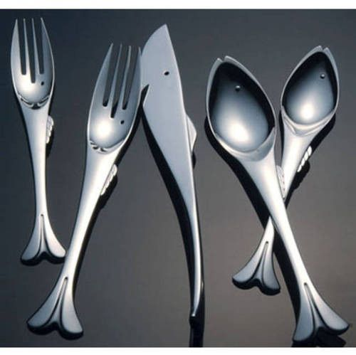 sea life cutlery