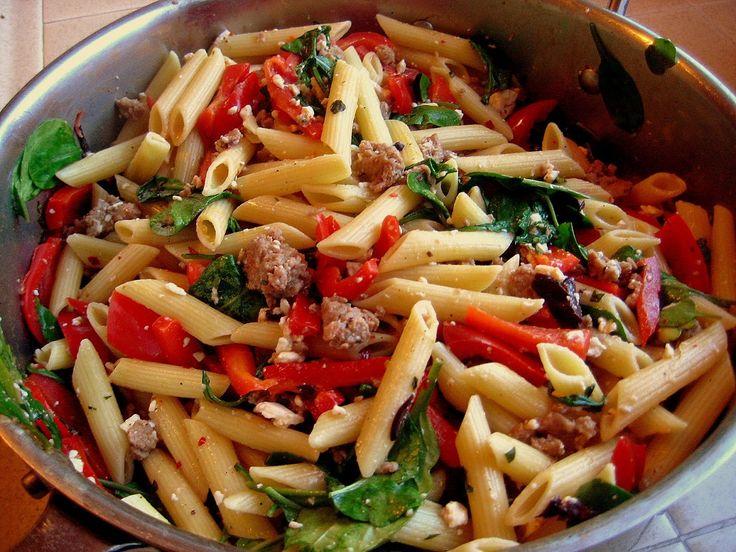Tonhalas spagetti, 20 perc alatt kész a vacsi! Mámorító fincsiség egyszerűen!