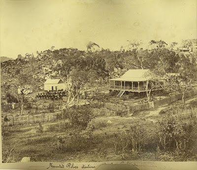 Queensland in the bushrangers time