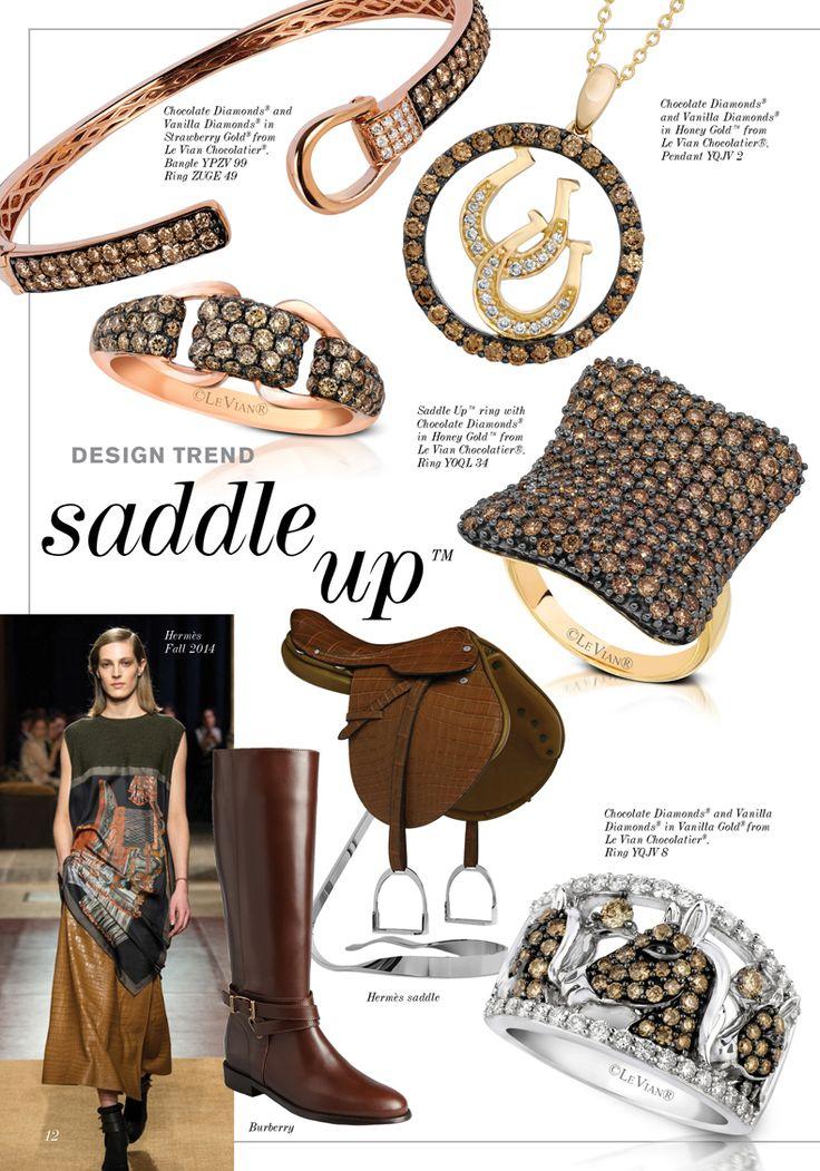 Design trend Saddle Up