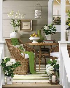 Small Enclosed Porches | Porch Decor 30 Perfect Porches