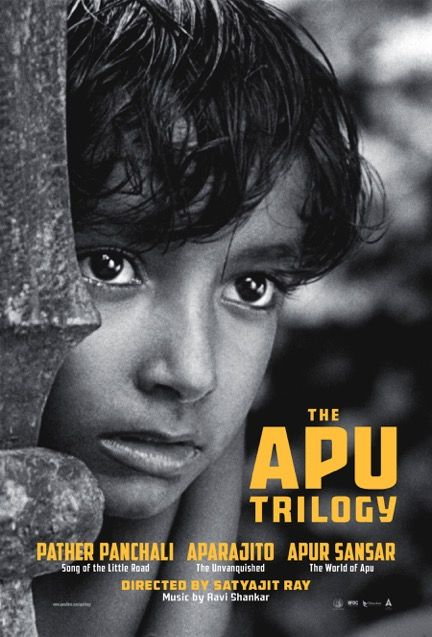THE CINETARIUM: Satyajit Ray's APU TRILOGY